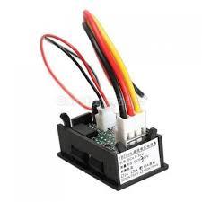 digital voltmeter ammeter dual led color 2in1 10a digital voltmeter ammeter dual led color 2in1
