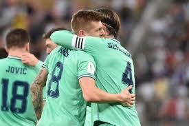 Supercoppa spagnola: il Real Madrid ne fa tre al Valencia e ...