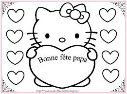 140 Dessins De Coloriage Hello Kitty Imprimer Coloriage Hello Kitty La Sirenel L