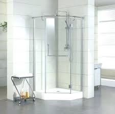 kohler corner shower design appealing standard plumbing supply k l bronze doors
