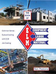 cheap job costing spreadsheet job costing spreadsheet deals get quotations middot book of elm common sense subcontracting elm job costing