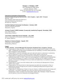 Sample Resume Of Hr Generalist How To Write Powerful And Memorable