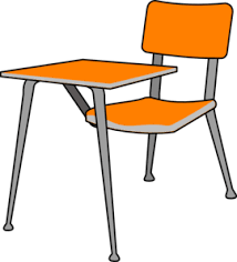 student desk clipart.  Clipart Student Desk Clip Art Intended Clipart N