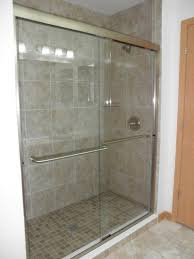 our custom glass showers doors