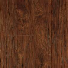 style selections 4 84 in w x 3 93 ft l chestnut handsed laminate wood planks