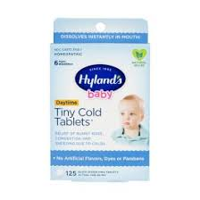 Hyland's <b>Baby Tiny Cold</b> Tablets