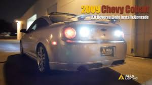 C5 Corvette Led Reverse Lights How To Change 2005 2010 Chevy Cobalt Back Up Reverse Light