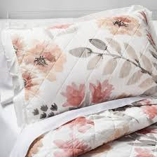 Watercolor Floral Quilt (King) - Threshold™ : Target & Watercolor Floral Quilt - Threshold™ Adamdwight.com