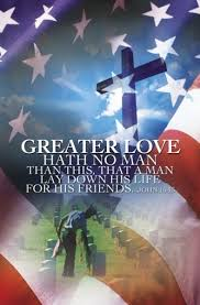 Christian Memorial Day Quotes Best of Memorial Day Clip Art Memorial Day No Greater Love Regular Size