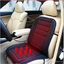 2017 winter car heated seat cover cushion dc 12v heating warm hot seat covers pad kia picanto rio cerato forte optima cadenza soul carnival cover baby car