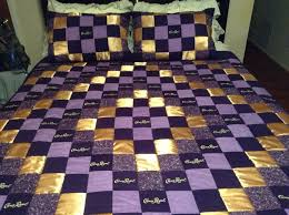 Crown Royal Quilt with Satin Diamond Pattern with matching Pillow ... & Crown Royal Quilt with Satin Diamond Pattern with matching Pillow Shams # CrownRoyal Adamdwight.com