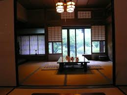 Japanese Living Room Furniture Japanese Style Living Room Furniture Orange Rug Under Wooden