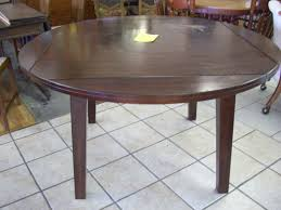 Round Table For Kitchen Round Table With Leaf Home Furniture 2017