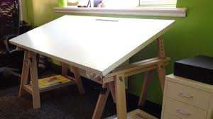 ... Stunning Ikea Drawing Table How To Attach Linnmon To Finnvard Oblique  Design Desk Handle ...