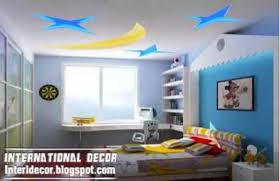 Best kids room ceiling and false ceiling for kids room in creative designs  ideas with lighting ideas, 10 creative false ceiling designs ideas for cool  kids ...