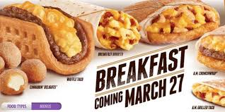 taco bell breakfast taco. Fine Breakfast The Taco Bell Breakfast Is American Freedom And Pride In Its Best Most  Primal Expression With