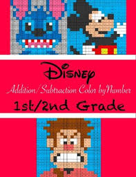 Everyone loves color by numbers, kids and adults alike. Disney Color By Number Worksheets Teaching Resources Tpt