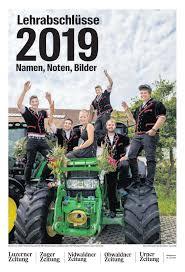 Lehrabschlüsse 2019 By Luzerner Zeitung Issuu