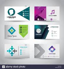 Business Card Presentation Stock Photos Business Card Presentation