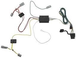 trailer wiring harness installation 2006 honda accord video dinghy towing harness at Tow Vehicle Wiring Harness