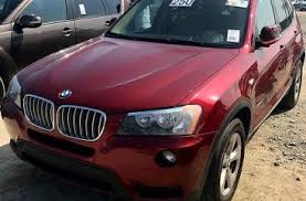 BMW X3 Grey 2011 For Sale
