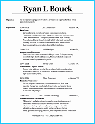 Carpenter Resume Sample Carpentry Resume Samples New Cool Tips You Wish You Knew to Make the 17