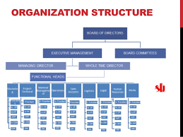 Nbc Org Chart Organizational Structure Training