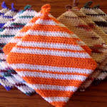 Free Crochet Potholder Patterns Custom 48 Pot Holders To Make Free Patterns TipNut