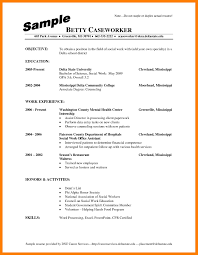 Sample Resume For Buffet Server Waiter Waitress How To Write A