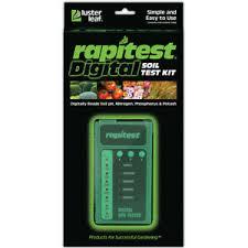 Details About Luster Leaf 1605 Rapitest Digital Soil Testing Device Kit