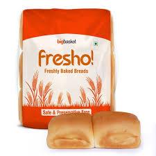 Buy Fresho Pav Safe Preservative Free 300 Gm Online At Best Price