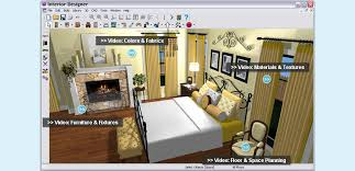 Interior:Extravagant Bedroom Design Program Showing Neat Furniture  Placement Home Interior Software With Detail Description