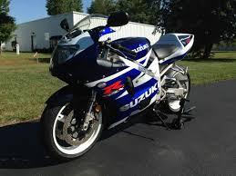 2003 gsxr 750 wet weight