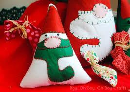 Felt Christmas Gnome Skip To My Lou