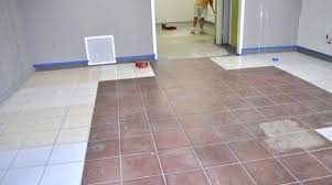 painting kitchen floor tiles before and after ceramic paint for surprising painting ceramic floor tiles uk