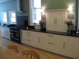 Kitchen Design And Fitting Galley Kitchen