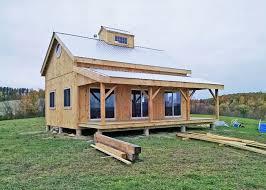 54 unique diy timber frame cabin