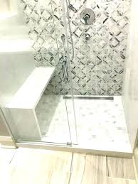 linear shower drain installation tile gorgeous with line install cohen drai