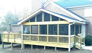 cost to screen in porch average cost to porch re screen porch cost motorized
