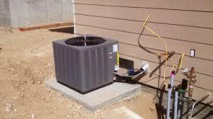 How To Install A Heat Pump Rheem Heat Pump Install Youtube