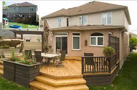 backyard ideas deck. backyard and deck designs ideas a