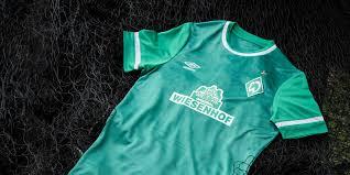 Werder bremen facing moment of truth in heidenheim. Sv Werder Bremen 21 22 Home Kit