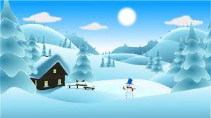 Výsledek obrázku pro zima obrázky