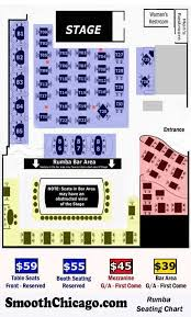 Blue Note Nyc Seating Chart Purchase Tickets To Paul Taylor Chicago With Steve Oliver