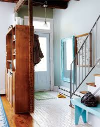 inspiring no coat closet entryways live simply annie jpg 550x698 entryway closet storage solutions
