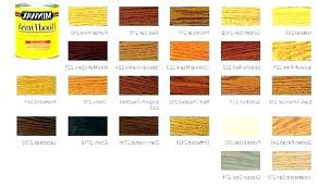 Lowes Stain Color Chart Lowes Stain Colors Anuncis Co