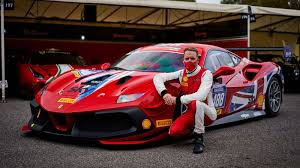 Compared to the production 488 gtb v8, the challenge's powertrain features specific engine mapping, optimised for racing performance, and shorter gear ratios providing up to an 11.6% increase in acceleration out of turns compared to the naturally. The Ferrari Champion You Ve Never Heard Of Grr