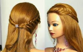 Simple Hairstyle For Long Hair prom simple hairstyle popular long hairstyle idea 1458 by stevesalt.us