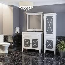 Мебель для ванной <b>Opadiris Палермо 90</b> белый матовый купить ...