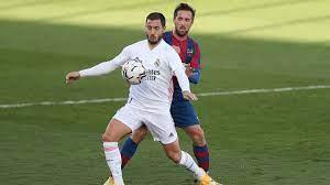 Real Madrid: Hazard zurück im Kader